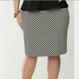 Lane Bryant pencil skirt